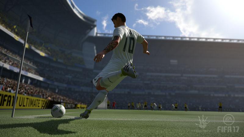 FIFA 17 jetzt erhältlich: Erlebt die neue Fußball-Simulation auf PC und Konsolen