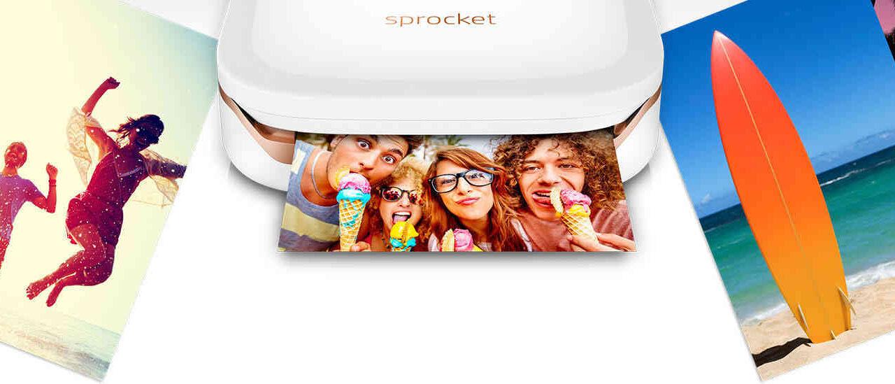 HP Sprocket: Der Drucker für die Hosentasche