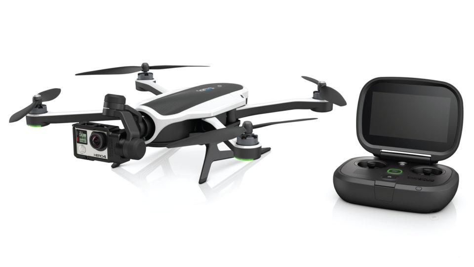 GoPro Karma: Unkontrollierte Abstürze. Hersteller ruft Drohne zurück