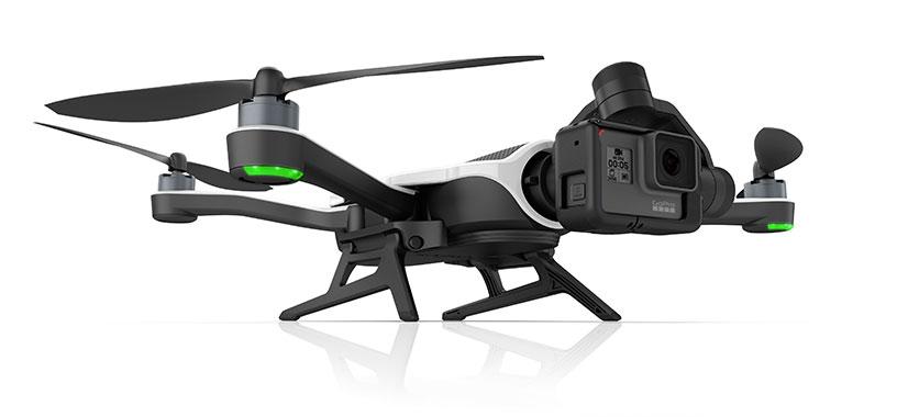 GoPro: Actioncam-Spaß in 4K und eine verlockende Drohne
