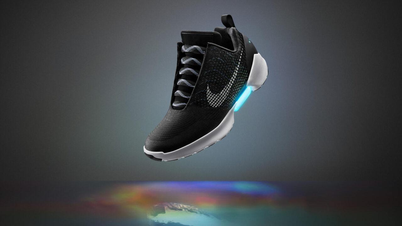 Nike Hyper Adapt 1.0: Schuhe vollgestopft mit Elektronik. Die Zukunft oder Mumpitz?