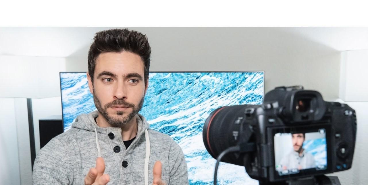 Spiegelreflex-Kamera als Webcam benutzen. So geht's!