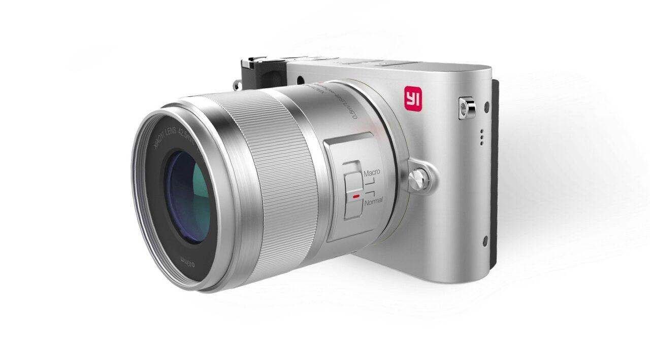 YI M1: Chinesischer Newcomer bringt spiegellose Systemkamera auch nach Europa