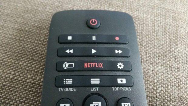 Zumindest Netflix-Kunden werden mit einer eigenen Netflix-Taste auf dem Fernseher gerettet.