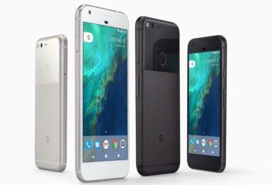 Google Pixel Phones (1. Generation)