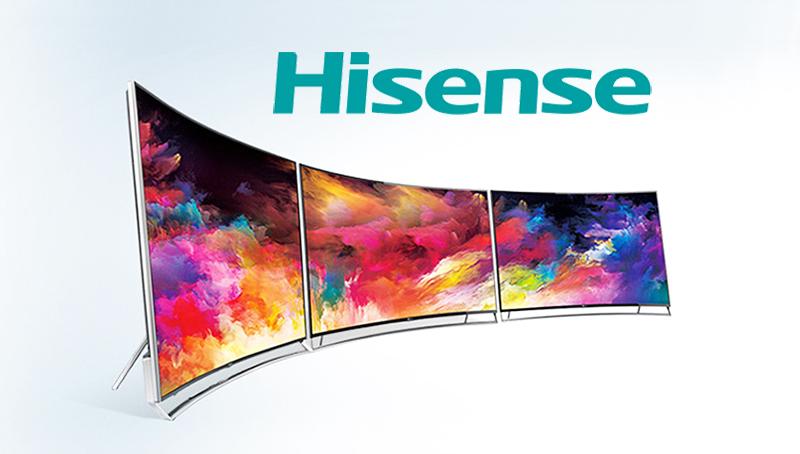 Hisense setzt auch bei seinen neuen UHD-Fernsehern auf HDR-10