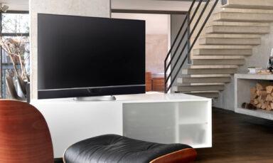 Zeigt euer Fernseher auch nach der Abschaltung des analogen Kabelfernsehens noch ein Bild? (Bild: Metz)