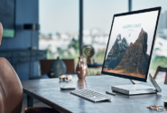 Highend-Hardware: Microsoft zeigt Surface Book i7 und Surface Studio