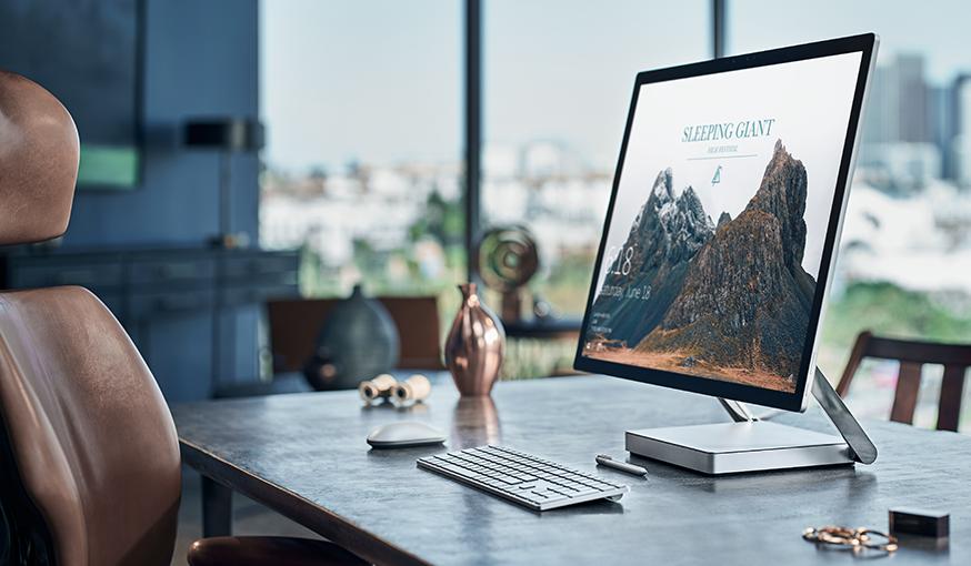 Highend-Hardware: Microsoft zeigt Surface Book i7 und Surface Studio