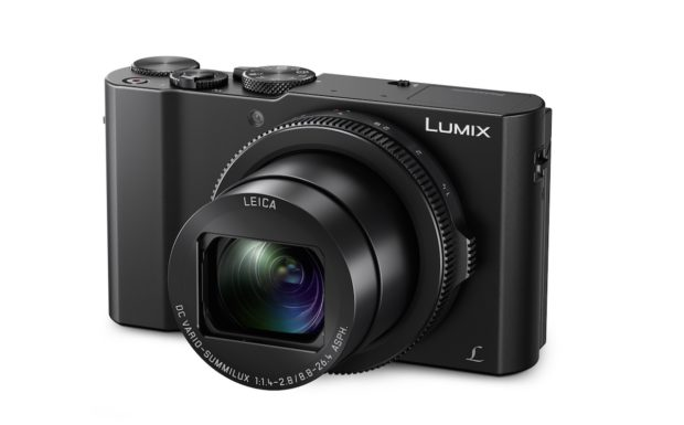Klassische Kompaktkamera: Panasonic Lumix LX15