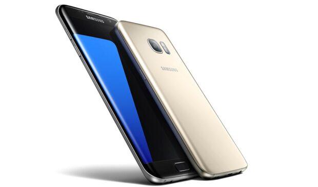 Samsung Galaxy S7 Edge: Spitzenkamera, aber leider kein physischer Auslöseknopf dafür.
