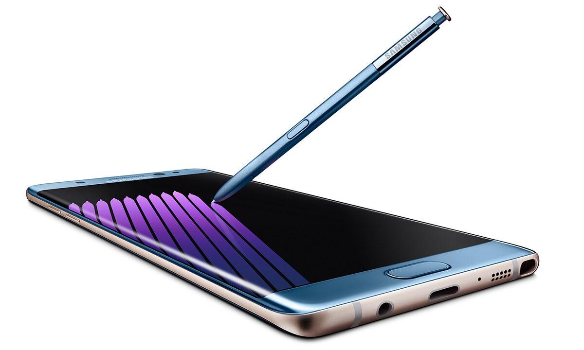 Immer noch Galaxy Note 7 im Umlauf: Samsung schränkt über ein Update die Akkuleistung weiter ein