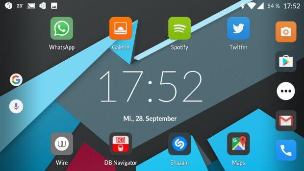 Der Landscape-Modus lässt sich unter Android 6.0 mit ein paar Handgriffen erzwingen.