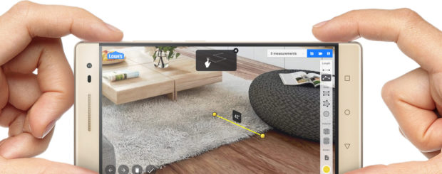 Mehr Möglichkeiten mit AR. (Foto: Lenovo)