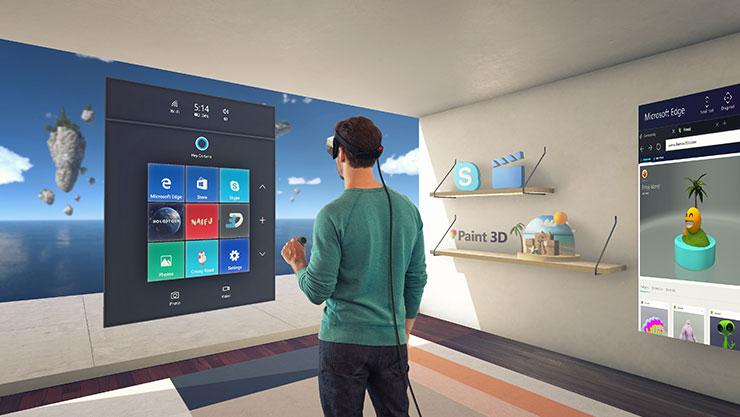 Microsoft: Windows 10 und ein günstiger Einstieg in die virtuelle Zukunft