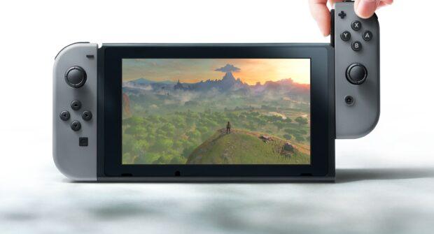 Tablet und Controller-Teile. (Foto: Nintendo)