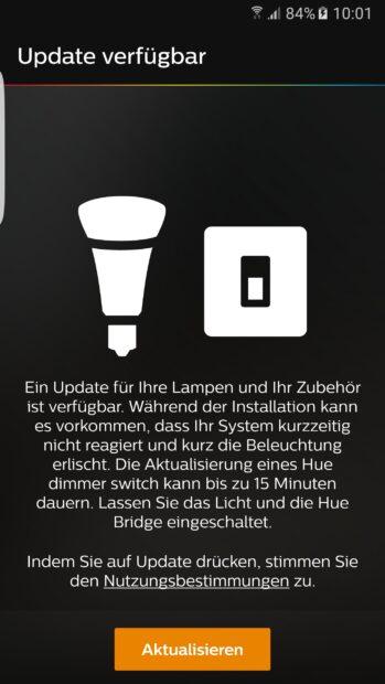 Lampen müssen aktualisiert werden. An so etwas müsst ihr euch gewöhnen. (Foto: Sven Wernicke)