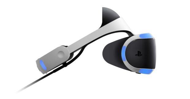Technisch zwischen Gear VR und Oculuss Rift angesiedelt. (Foto: Sony)