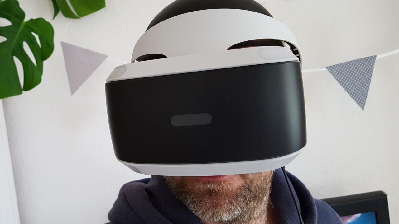 PlayStation VR im Test: Sonys toller Einstieg in Virtual Reality trotz frustrierender Einrichtung