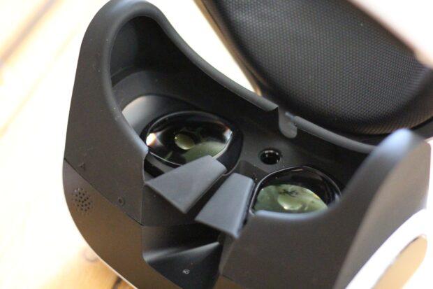 Sony achtete auf wertige Komponenten. (Foto: Sven Wernicke)