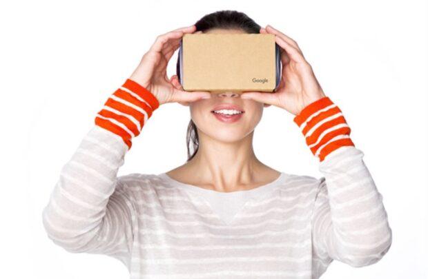 Google Cardboard: Eine Pappe, die die (virtuelle) Welt bedeutet