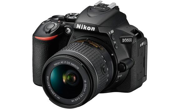 Keine großen Unterschiede zur D5500. (Foto: Nikon)