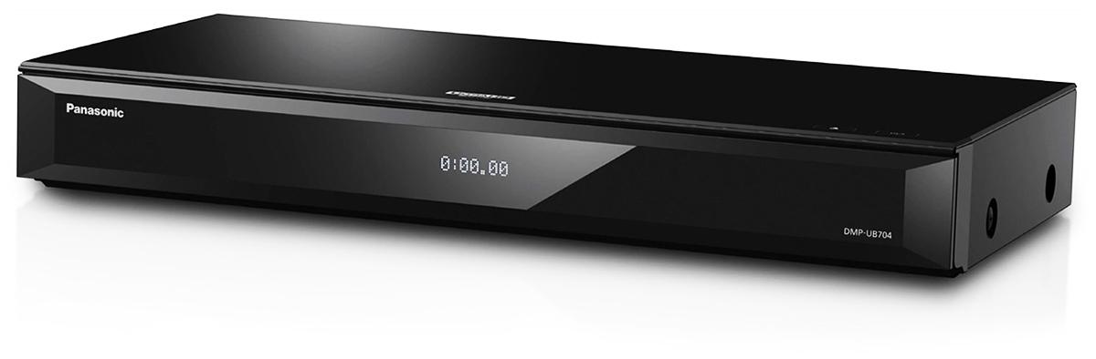 Als etwas abgespeckte Version ist der Ultra HD Blu-ray-Player DMP-UB704 von Panasonic derzeit bei EURONICS für rund 350 Euro weniger als das Vorgängermodell zu haben.