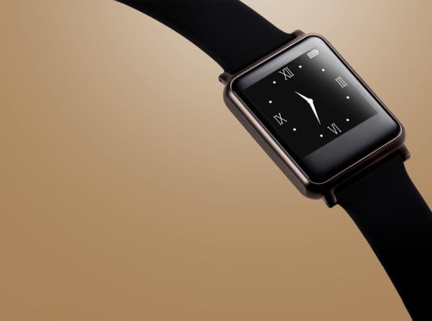 Hat ein wenig was von der Apple Watch. (Foto: Allview)