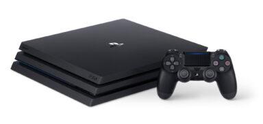 Die aktuelle PS4 Pro. (Foto: Sony)