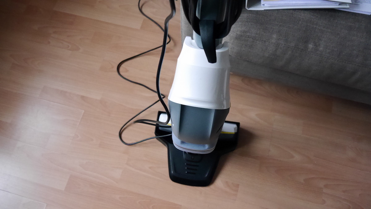 k rcher fc5 premium im test wischmaschine schl gt den mop euronics trendblog. Black Bedroom Furniture Sets. Home Design Ideas