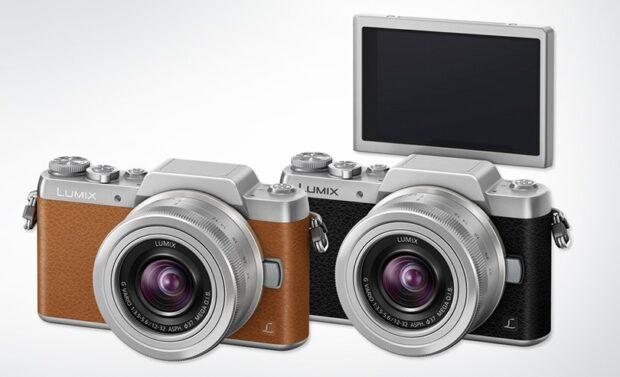 Kompakt, Vintage-Look: Die Panasonic GF7 ist nah dran an der perfekten Kamera für mich. Bild: Panasonic