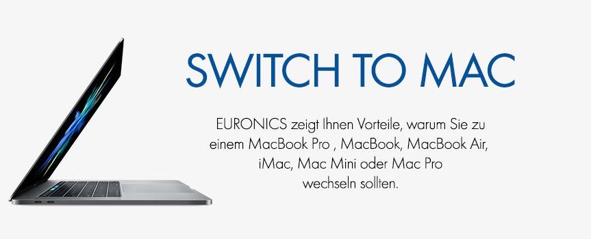 Switch to Mac: Ein paar Gründe, warum euch der Wechsel auf einen Mac gefallen könnte