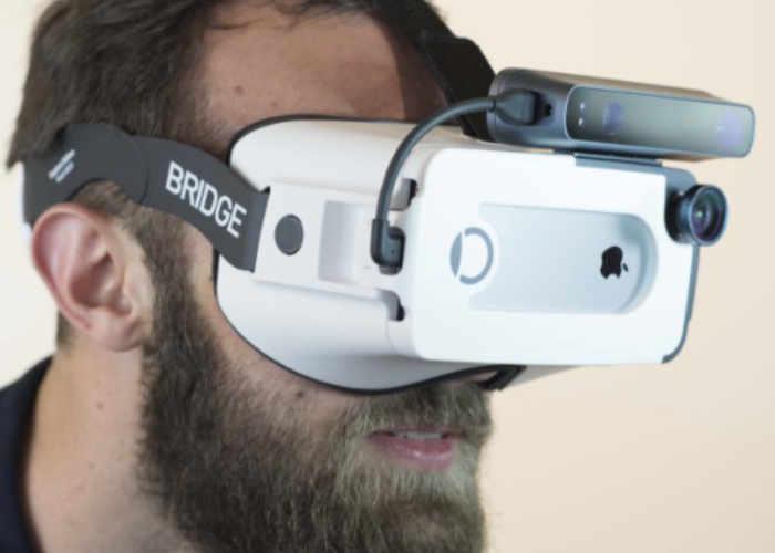 Bridge: Spannend! Mixed-Reality-Brille für das iPhone