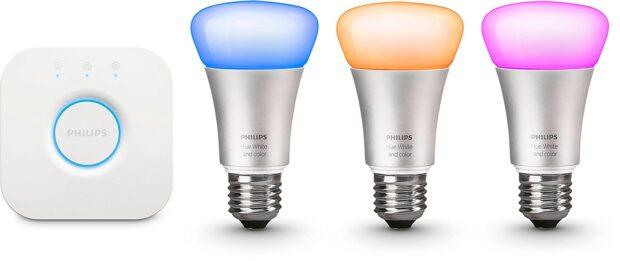 Umso mehr Lampen, umso besser. (Foto: Philips)