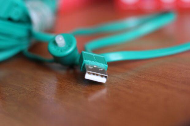 USB-Anschlüsse. Sehr praktisch. (Foto: Sven Wernicke)