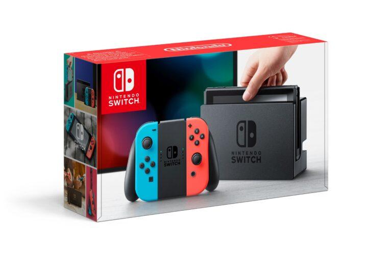 Die Nintendo Switch ist eine sehr gute PlayStation-Vita-Alternative. (Foto: Nintendo)