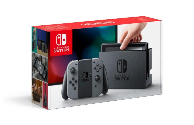 So sieht die Verpackung aus. (Foto: Nintendo)