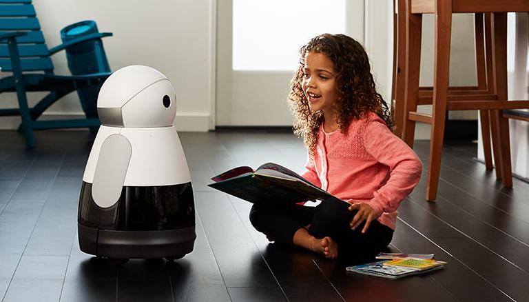 Die Roboter im Haushalt werden menschlicher