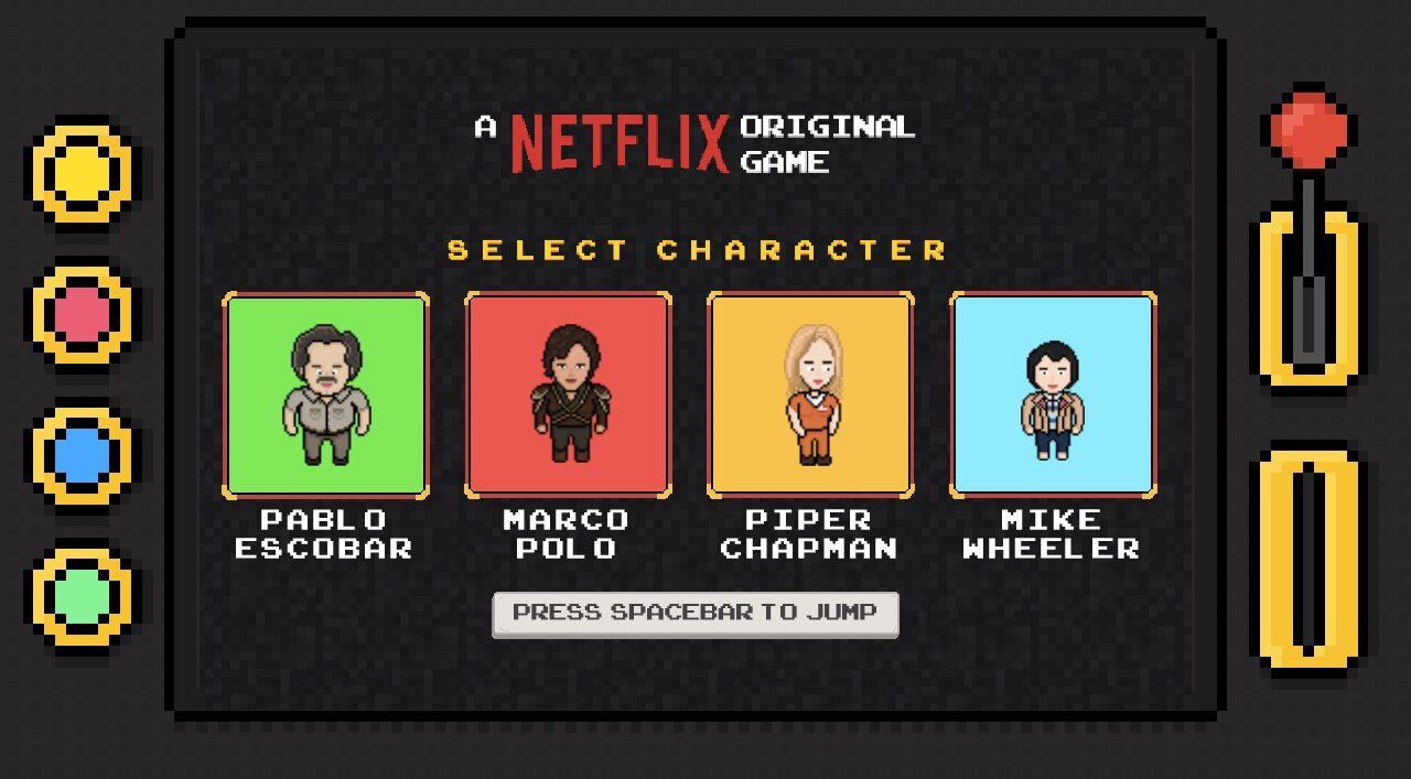 Netflix Infinite Runner: Kurzweiliges Online-Spiel ist eine kluge Eigenwerbung