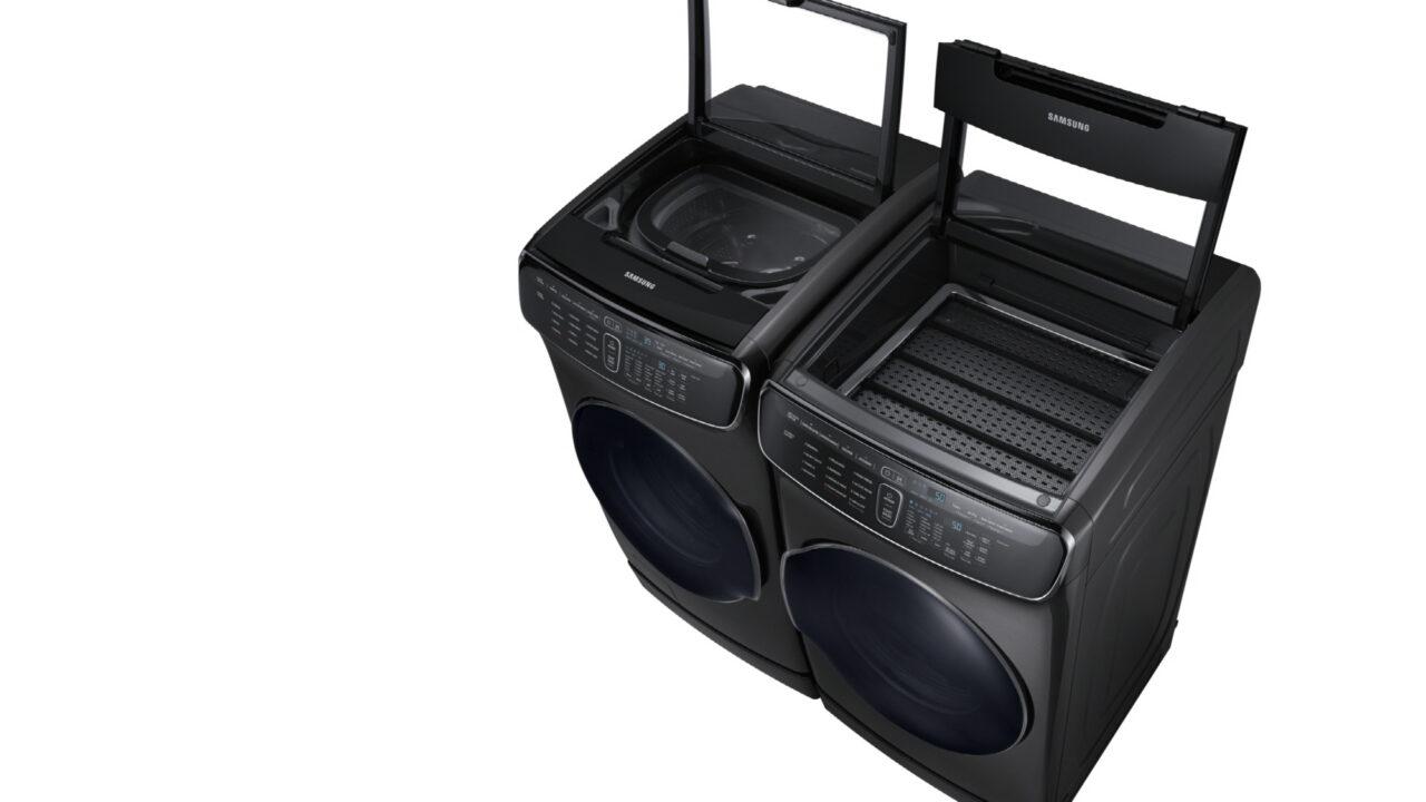 Samsung FlexWash: Die Waschmaschine mit Trommel und Extrafach – auch als Trockner