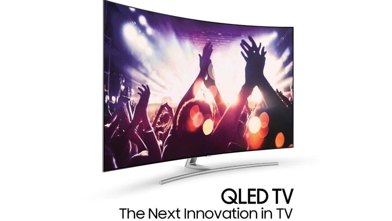 QLED: Samsungs neue Fernsehtechnik will besser sein als OLED
