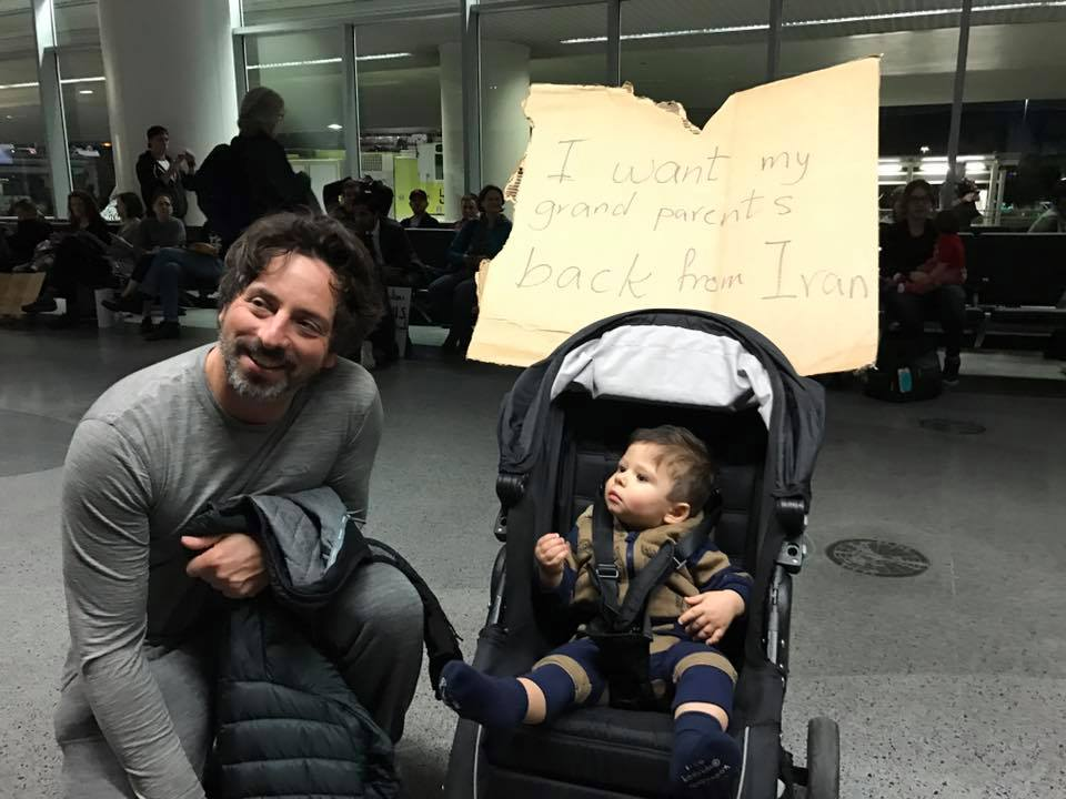 Technikkonzerne protestieren gegen Trumps Einreiseverbot, einige sitzen in der Zwickmühle
