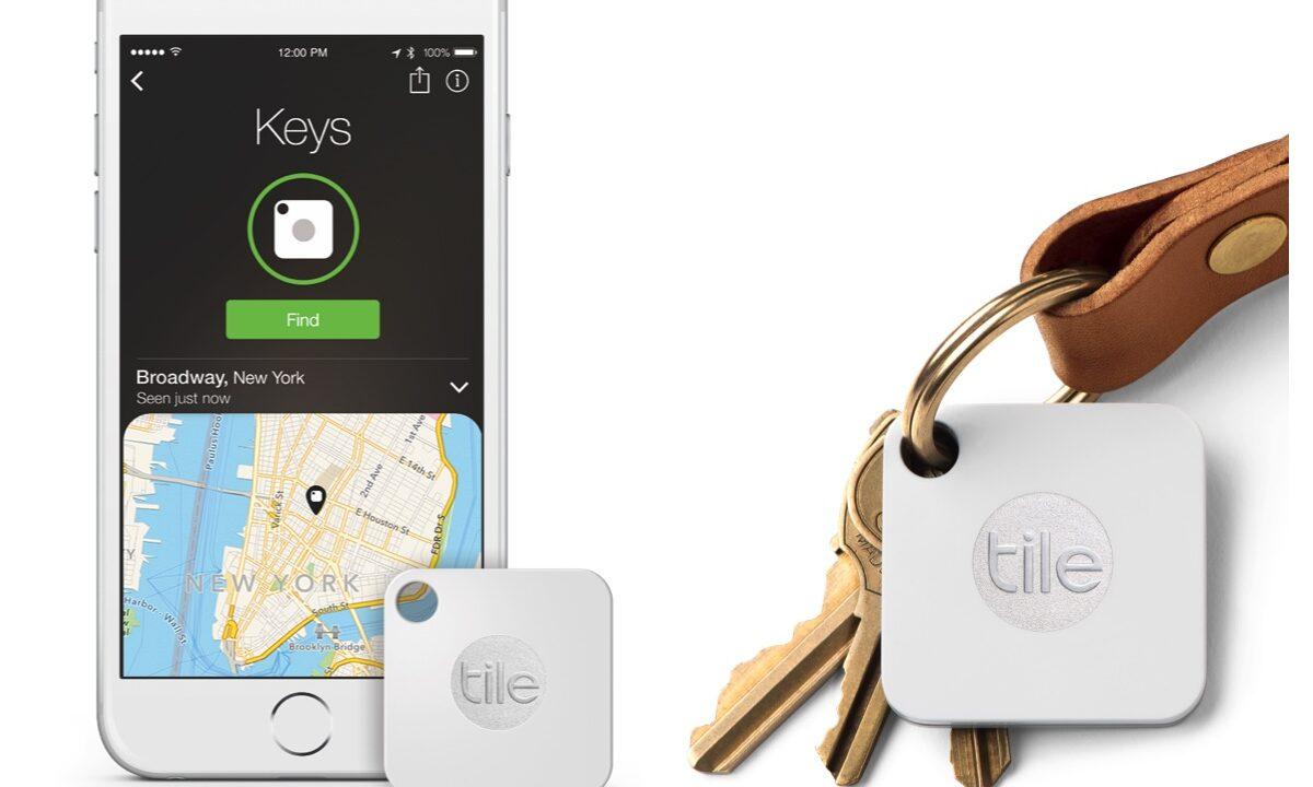 Bluetooth-Tracker wie Tile helfen, Wichtiges aufzustöbern