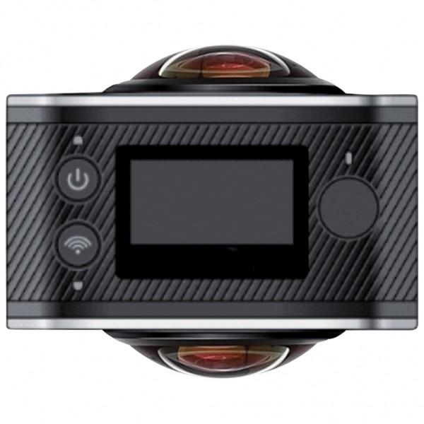 Die Braun Champion 360 hat ein eigenes Display. Foto: Braun