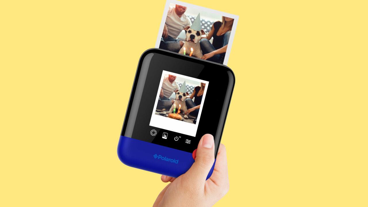 Polaroid Pop: Endlich kommt die Sofortbildkamera in der Gegenwart an