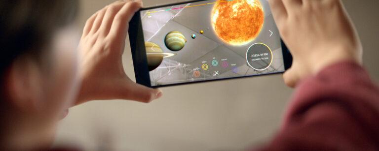 Google Tango als Vorbild für künftiges AR von Apple? (Foto: Google)