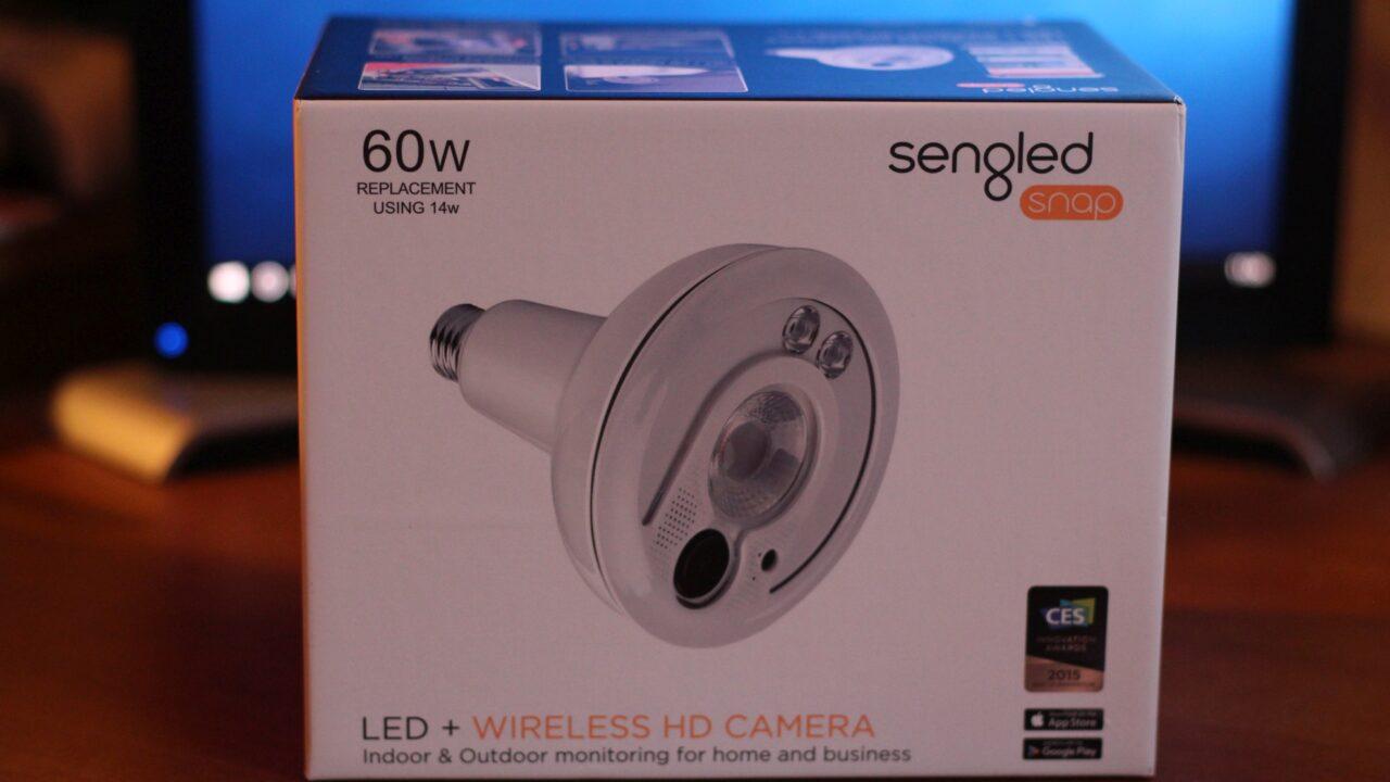 Sengled Snap: Die smarte LED mit versteckter Überwachungskamera ausprobiert