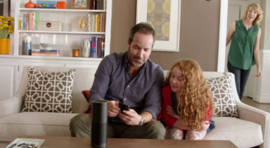 Sprachassistenten wie der Amazon Echo werden meist von mehreren Personen genutzt (Bild: Amazon)