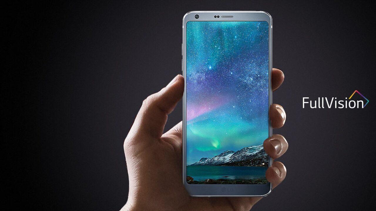 LG G6: Smartphone-Flaggschiff ohne Schnickschnack mit einem Bildformat als Star