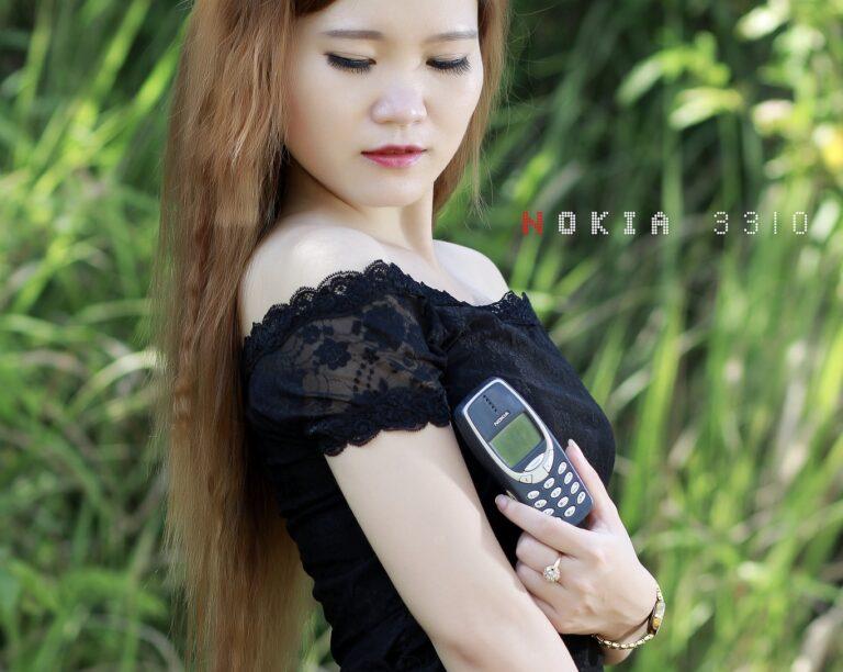 Nokia 3310. Bild: Tony Nguyen unter CC-Lizenz BY 2.0